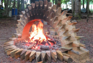 ronde des feux chaource aube