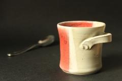 Tasse à café avec anse