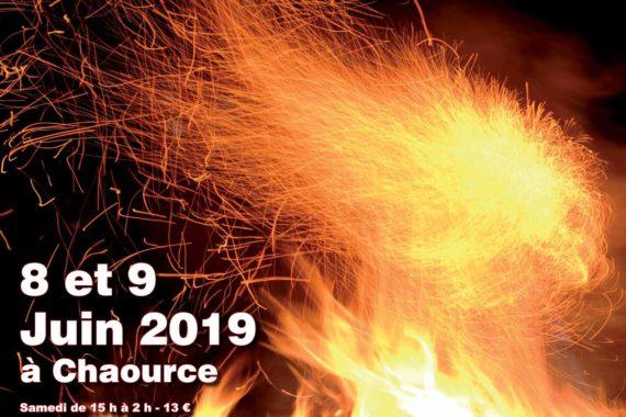 ronde des feux 2019 potiers ceramistes et arts du feux